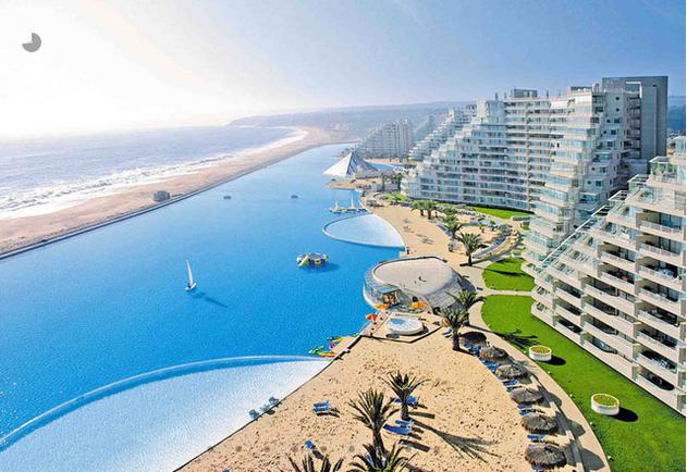 Najveci bazen na svijetu.