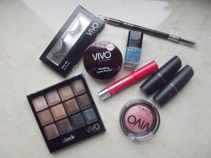 VIVO Cosmetics Haul