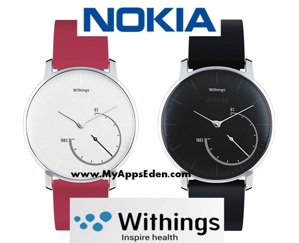 NOKIA buys Withings for €170 (EUR) million