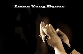 Iman, Ajaran Rosulullah, Warisan Muhammad Yang Benar