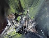 recuerdo a Manuel Viola pintor aragonés El Paso obras