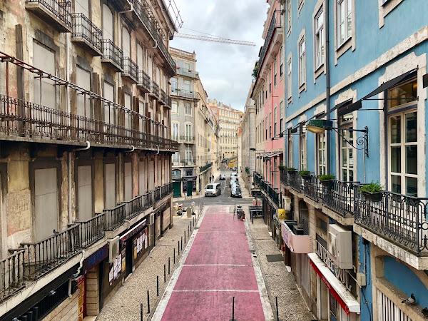 glutenfrei in Lissabon