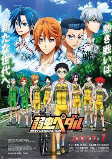 Download Film Yowamushi Pedal Season 3 (2017)