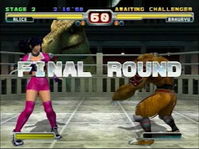 Bloody Roar 3 screenshot 1