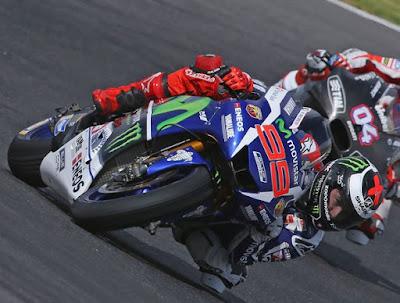 Lorenzo: Ternyata Saya Bukan Pembalap Utama Yamaha!