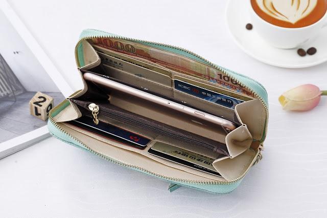Jims Honey Henna Wallet