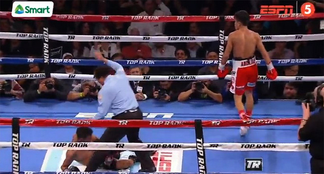 Jerwin Ancajas' BRUTAL Knockout Of Israel Gonzalez (REPLAY VIDEO) February 4