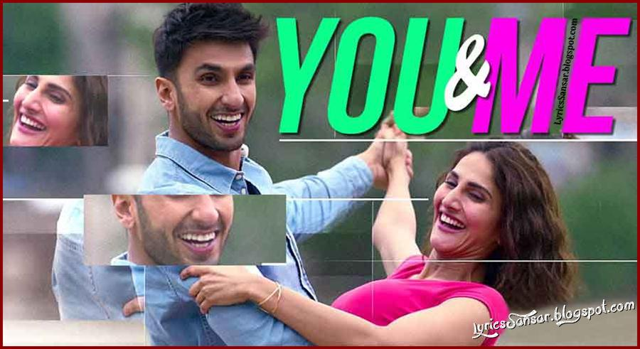 YOU AND ME : Befikre