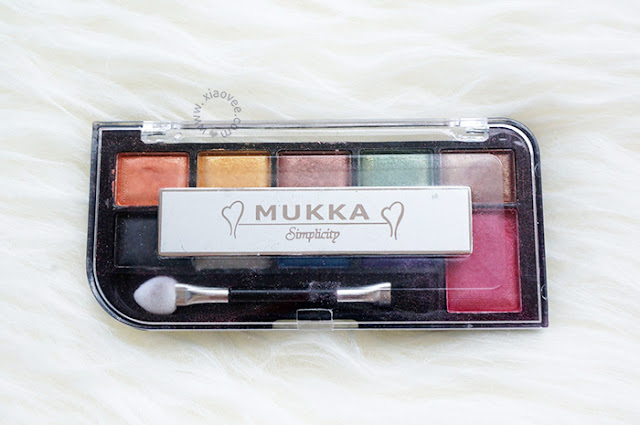 Mukka Kosmetik, Review Mukka Kosmetik, Review Makeup Mukka, Aman kah Mukka, Mukka tidak berbahaya, Mukka kosmetik lokal, Mukka Eyeshadow review, Mukka Blush On Review, produk 2 in 1 Mukka