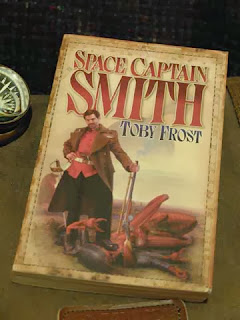 The cover of Space Captain Smith by Toby Frost