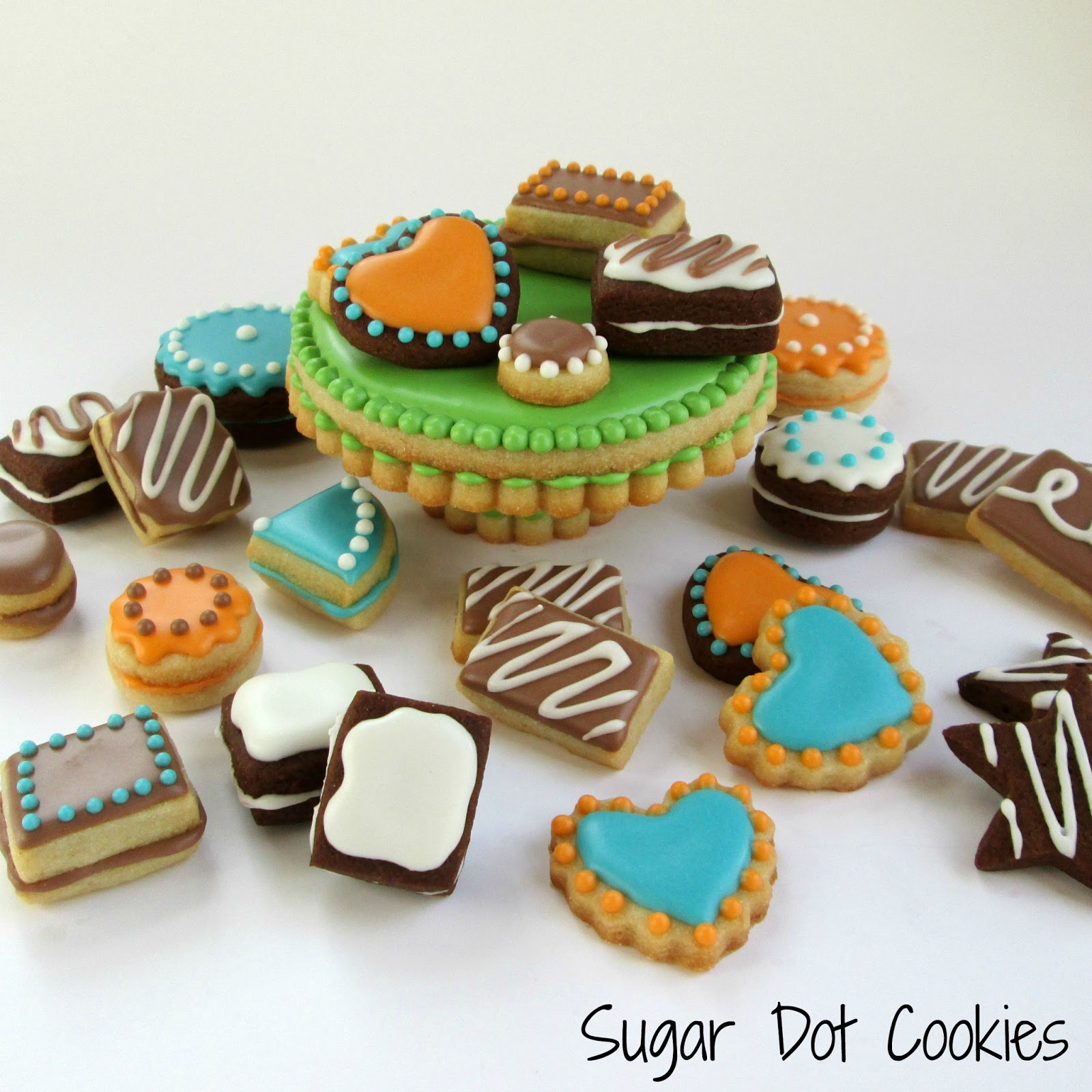 sugar dot cookies summer cookie decorating class in frederick md