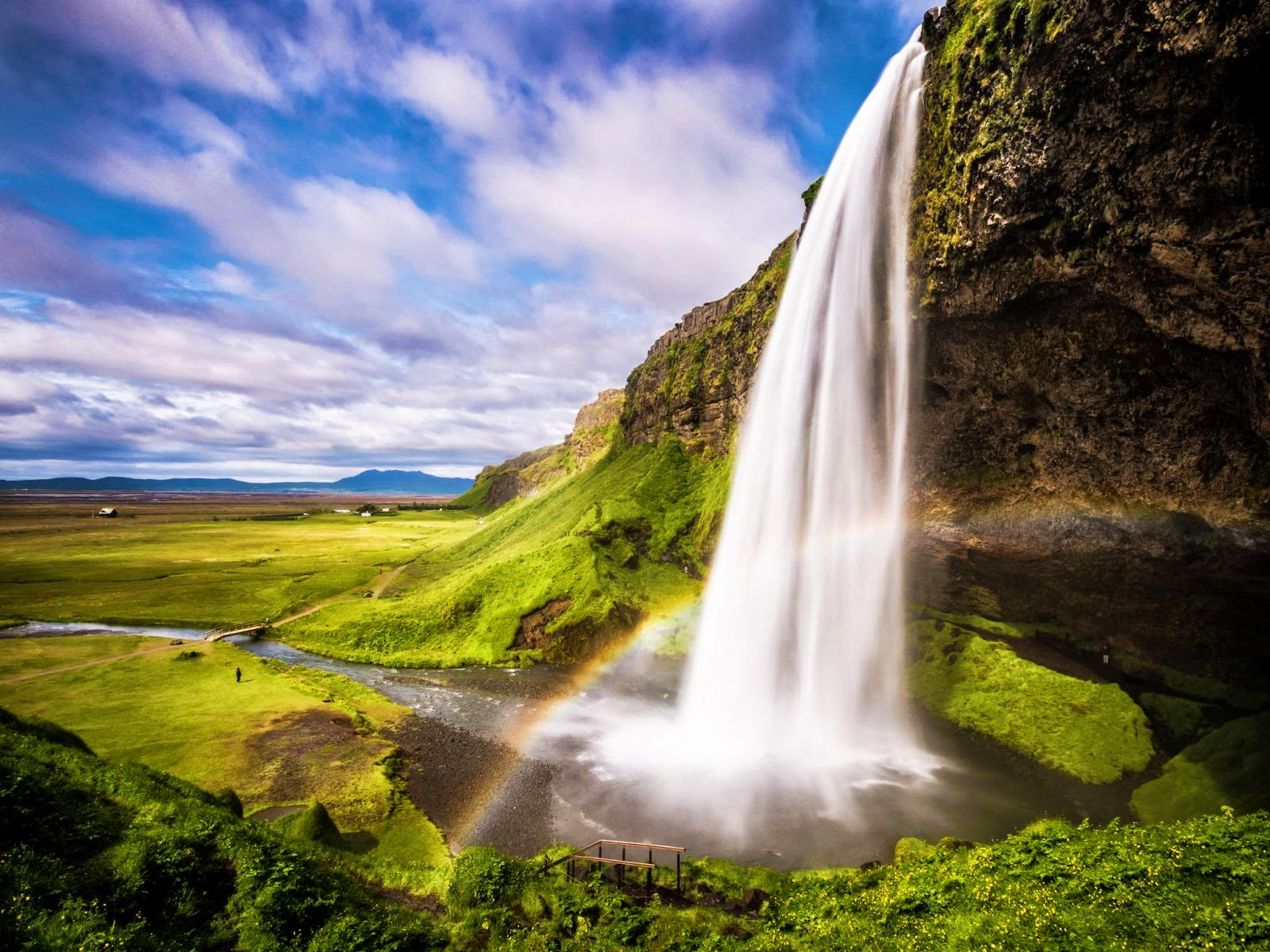 World's Most Beautiful & Amazing Waterfalls