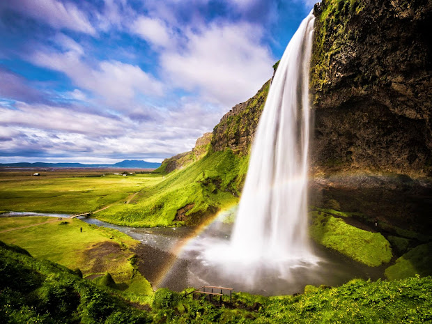 Amazing Beautiful Waterfalls