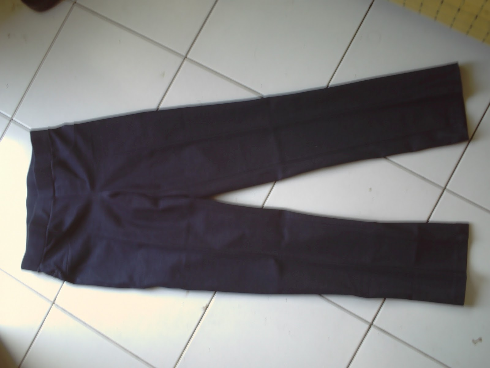 Another In Bandung Fashion Store Celana Legging Full Cotton Semi Jeans Denim Three Dee Goal