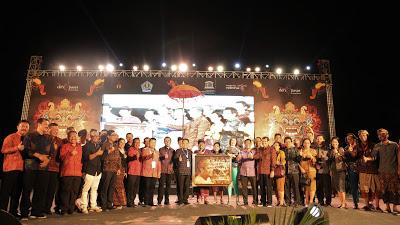 Rai Mantra Bacakan 'Denpasar Komitmen'
