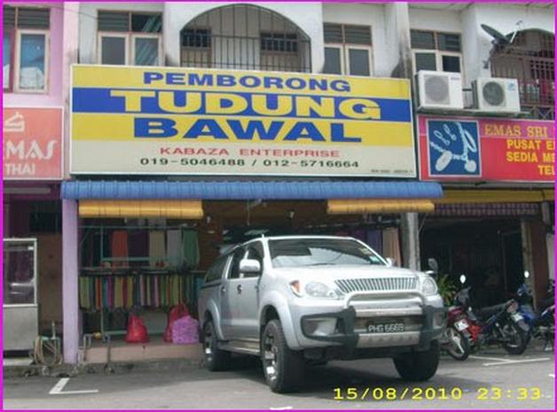 Usahawan Bisnes Tudung Terbongkar Lebih 10 Lokasi Lubuk Tudung Yang Terdapat Di Malaysia