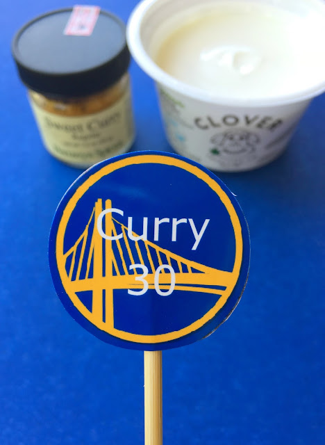 Golden State Warriors Party Snacks | www.jacolynmurphy.com