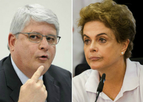 Janot dá parecer contrário a uma das 4 ações contra Dilma no TSE