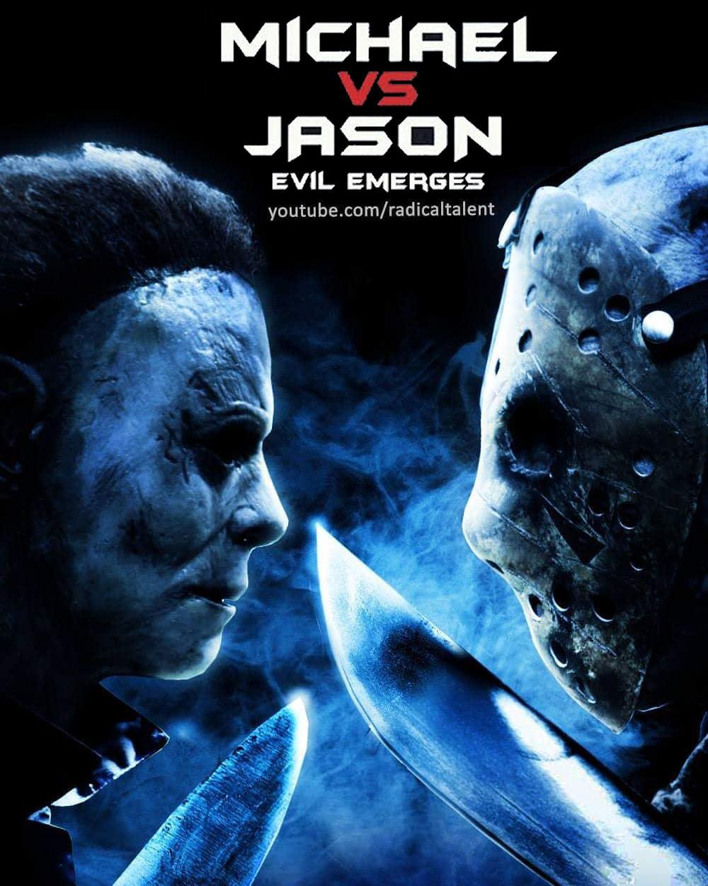 The Horrors of Halloween: Watch MICHAEL VS. JASON: EVIL EMERGES Fan Film