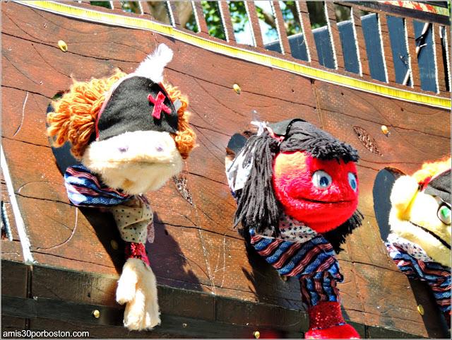 Muppets Desfile 4 de Julio Bristol