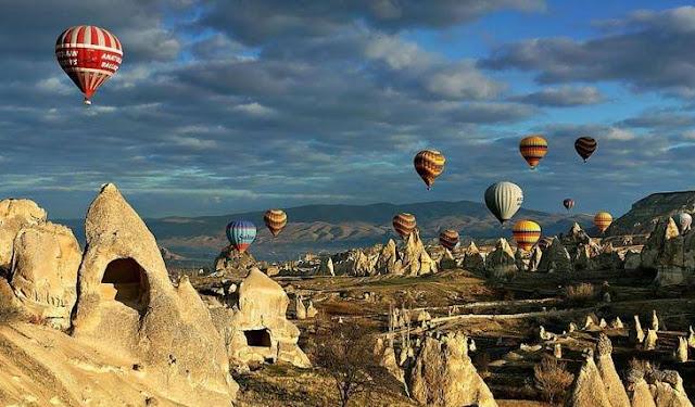 İç Anadolu'da Gezilecek Yerler