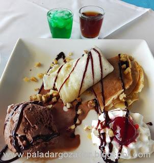Restaurante Bellavista Las Cruces postre