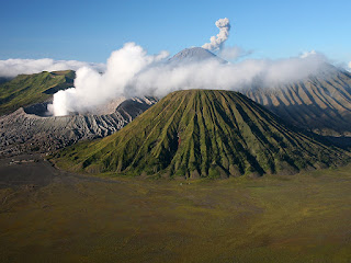 Foto Wallpaper Gunung Bromo