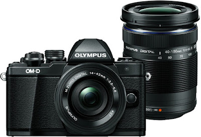 Olympus OM-D E-M10 Mark II (pack)