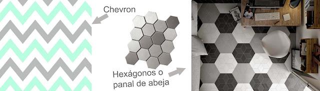 azulejo panal abeja