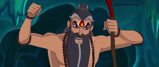 Hanuman Da' Damdaar 2017 Full Movie 720p HDRip With ESubs