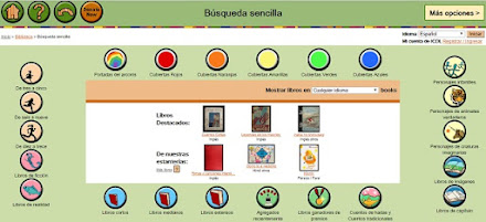 http://www.childrenslibrary.org/icdl/SimpleSearchCategory?ids=&pnum=1&cnum=1&text=&lang=Spanish&ilangcode=es&ilang=Spanish&langid=61