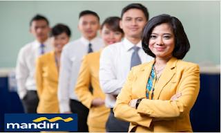 Lowongan Kerja BUMN Bank Terbaru Officer Development Program Bank Mandiri (Persero)