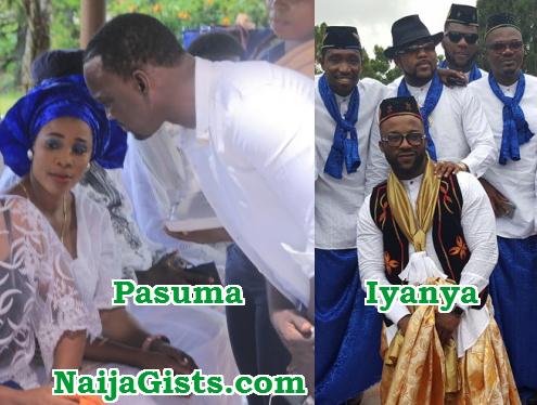 iyanya copies pasuma style