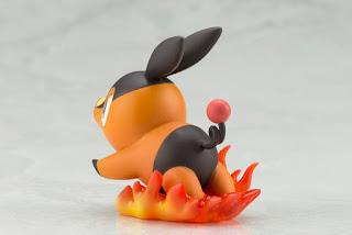 ARTFX J 1/8 Touko y Pokabu de Pokemon - Kotobukiya
