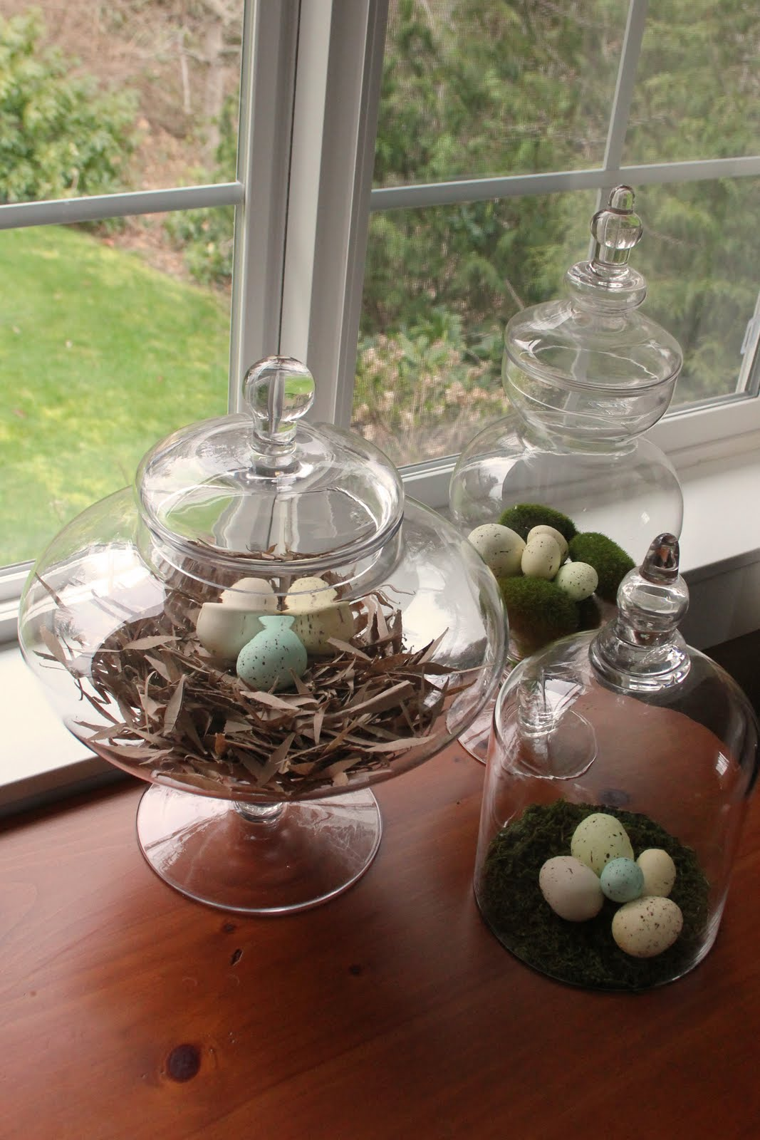 30 DIY Easter Decorations from Pinterest - Homemade Easter ... |Easter Spring Decorations