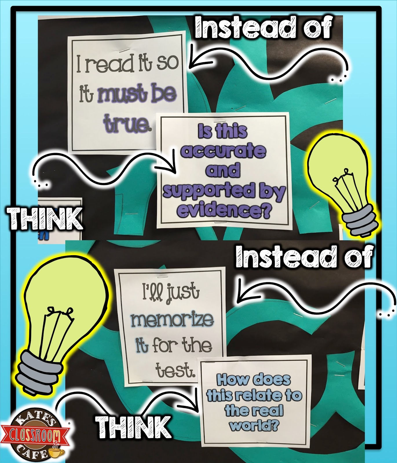 Kate S Science Classroom Cafe Science Mindset Do You Think Like A Scientist