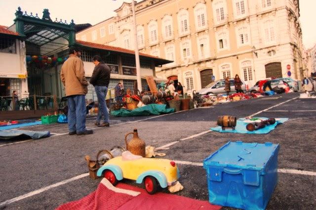 feira da ladra antan vintage