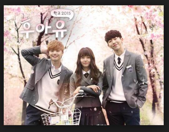 Drama Korea Who Are You: School (2015) Subtitle Indonesia Batch