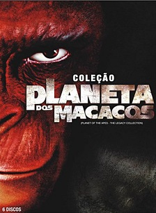 Coleção O Planeta dos Macacos (1968-2014) BluRay 720p Dublado - Torrent Download