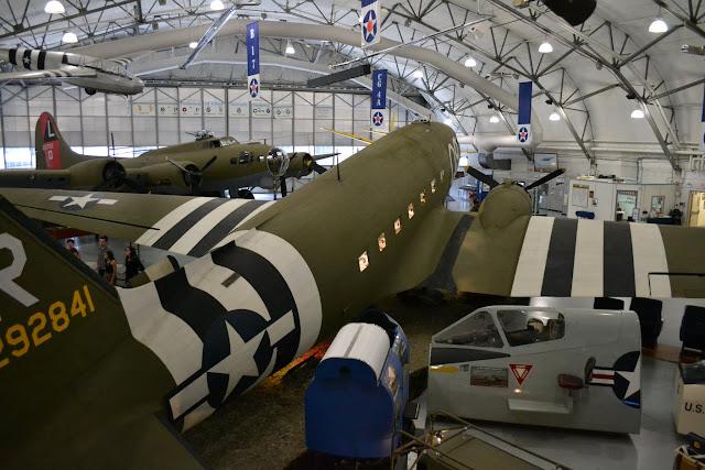 С-47 «Скайтрейн». Музей військової авіації, штат Делавер (C-47 Skytrain. Air Mobility Command Museum, Dover, Delaware)