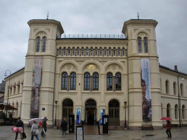 El Centro del Premio Nobel de la Paz (Nobels Fredssenter)