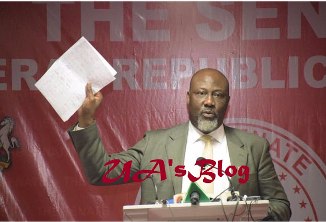 Senator Dino Melaye Raises Alarm Over His Life, Begs United Nations And UK To Come To His Aid