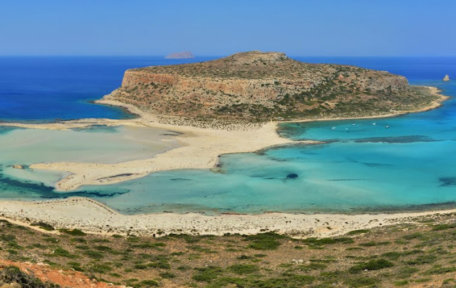 Balos Lagoon,Greece