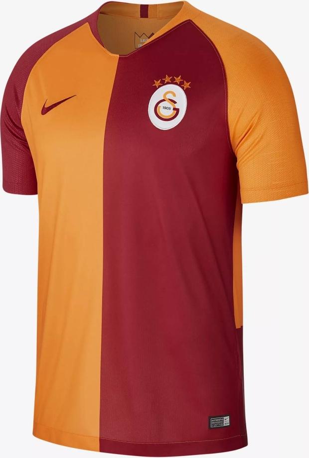 e7d34d688b Nike lança a nova camisa titular do Galatasaray - Show de Camisas