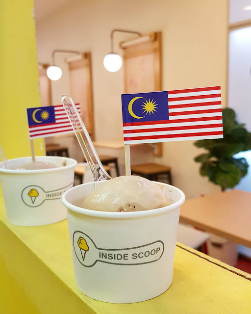 Inside Scoop Ice Cream RM6 Discount Offer Promo