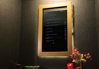 Nuovo Introduces Smart Mirror to revolutionize your life
