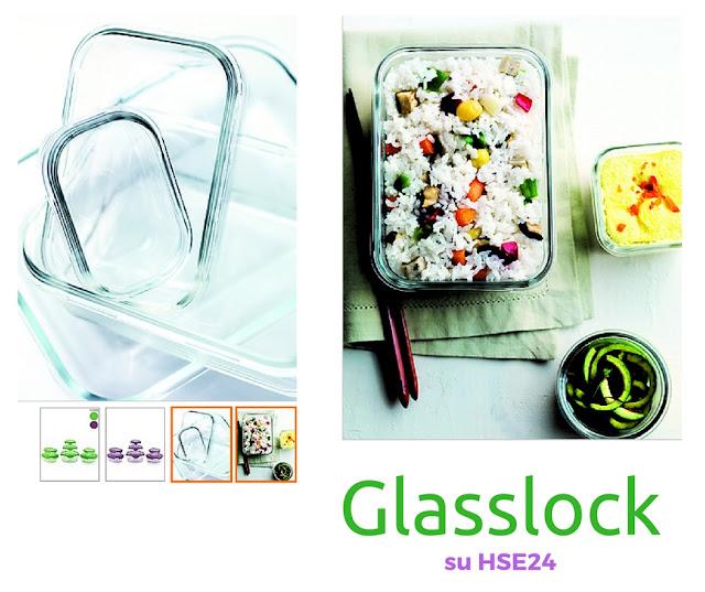 glasslock contenitori vetro temprato