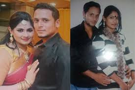 Aarafat Sunny With Wife