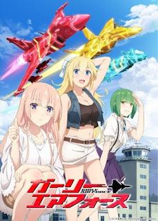 Girly Air Force Anime 720p Sub Español Mega