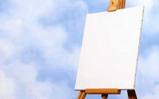 Resultado de imagen de lienzo en blanco